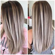 Sleek Long Hairstyles With Straight Hair