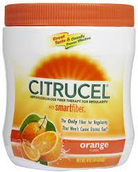 citrucel fiber supplement