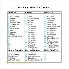 Dorm Room Supply List The Ultimate First Apartment Checklist Homes