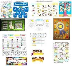 Reward Chart Ideas For Kindergarten Kindergarten Job Chart Achievelive Co