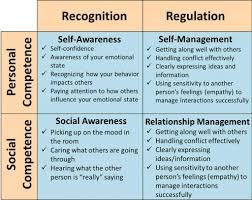 Emotional Intelligence Frameworks Charts Diagrams Graphs