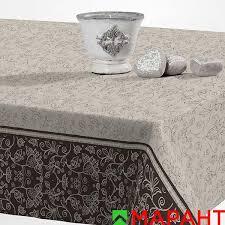 <b>Скатерть</b> Protec Textil <b>Alba Уни</b>, 120х140 см — купить за 1 225 ...