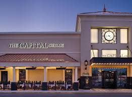 the capital grille exterior of restaurant