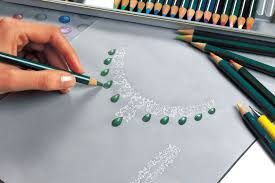 Jewellery Designing Stationery Jewellery Design Process D P Designs
