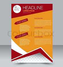 Background Brochure Template Flyer Free Templates Margines Info