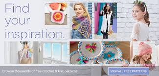 Redheart Free Crochet Patterns Mesmerizing Free Crochet Patterns And Knitting Patterns Red Heart