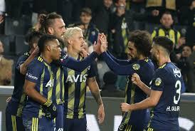 MAÇ SONUCU | Fenerbahçe 5 - 2 Gençlerbirliği l ÖZET - Aspor