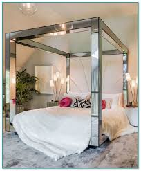 Canopy Bed Mirror Top | Home Improvement