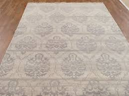 4 of 8 rugsbay 5 11 x 8 9 antique oushak area rug wool area