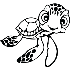 Baby Sea Turtle Coloring Page Printable Coloring Page For Kids