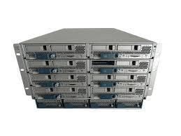 Cisco Servers Cisco Ucs 5108 Chassis With 8x B200 M3 Blade Server