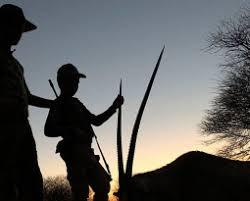 Dave, Priscilla, Hunter & Walker Unger - Aru Hunting Safaris