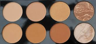 makeup revolution blush palette ultra professional golden sugar swatches review all about bronzer palette