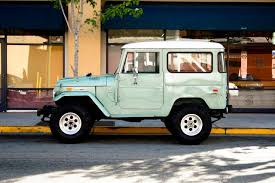 Toyota Land Cruiser For Sale | Classic Used Toyota Land Cruiser ...