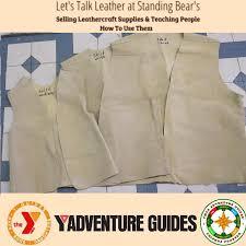 indian guide vest adventure guide vest yguide vest suede vest kit