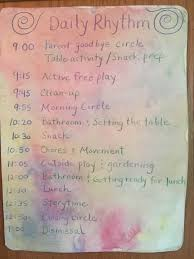 Waldorf Chore Chart This Is How We Waldorf Grow With Me Learning Cooperative