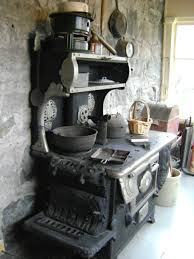 Summer Kitchen Stove In Summer Kitchen Beachvilledistrictmuseum