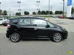 Car Picker - black honda Fit