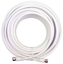 Wilson Electronics Rg6 50 Feet Low Loss Coax Extention Cable