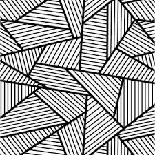 Small Picture Easy Geometric Coloring Pages nebulosabarcom