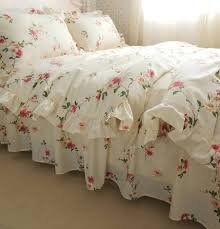 small size of fadfay erfly meadow fl bedding set elegant french country style vintage ruffles duvet