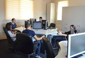 software company office. Being In This Boat Makes Us Not Just Team-mates But Friends. As We Spend Lots Of Time Together Try To Make The Workplace Environment Less Stressful And Software Company Office