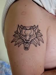 тату эскиз ведьмак эскизы тату каталог эскизов татуировок большой