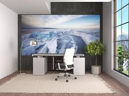 office wallpaper designs. 15 Best 3d Effect Wallpaper Designs Visually Enlarge Room Space Intended For Measurements 1024 X 768 Office
