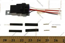 kit relay eps repair incl 4010725 wire harness repair 4010725 wire harness repair connectors shrink tubes instructions