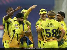 Chennai's team scored 182 runs with 8 wickets to spare. Ipl 2020 Csk Vs Srh Chennai Super Kings बन म Sunrisers Hyderabad Head To Head Match Stats क र क ट खबर Crickinfo360