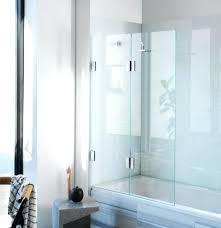 plastic folding shower doors medium size of shower doors for bathtub plastic accordion style tubs