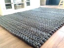 chunky wool rug large jute rugs barn ikea ba