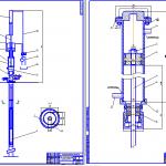 Дипломная работа Целью данного дипломного проекта является  Целью данного дипломного проекта является разработка конструкции безбалансирного гидроприводного станка качалки