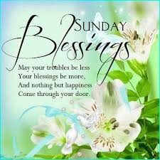 Blessed Sunday Quotes Enchanting Sunday Blessings Flowers Friendship Lessons Pinterest
