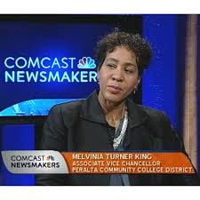 dr melvinia king on comcast newsmakers peralta colleges dr melvinia king on comcast newsmakers