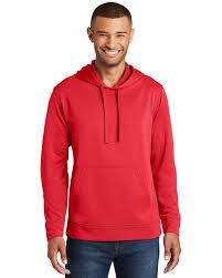 Port Company Pc590h Mens Performance Fleece Pullover