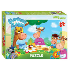<b>Пазл</b>-мозаика <b>Step Puzzle Riki</b>, артикул: 77160 - купить в Дочки ...