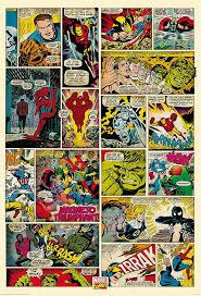 comic book wallpaper mural by little ella james notonthehighstreet  on marvel comic book wall mural with comic book wallpaper mural by little ella james notonthehighstreet