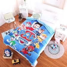paw patrol comforter set full paw patrol queen size bedding set popular hot pink quilts