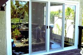 cost to install sliding glass door home depot installation french doors average replace a