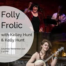 Folly Frolic with Kelley Hunt & Kelly Hunt - Nov 21, 2020 - Greater Kansas  City Chamber of Commerce