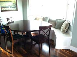 just arrived booth dining set kitchen nook table cushions benches breakfast nook cushions fee