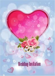 Free Invitation Background Designs Wedding Invitation Background Free Vector In Adobe Illustrator Ai