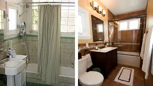 simple bathroom remodel before and after. Fine And Image Of Small Bathroom Remodels Before And After Tile Color On Simple Remodel And I