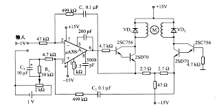 the dc motor servo circuit compensation performance composed the dc motor servo circuit compensation performance composed of μa709