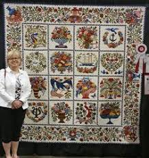 Sue Garman: Part Two: Workshops, Retreats, a Mystery... and More ... & Sue Garman: Let's Celebrate More Quilts! Adamdwight.com