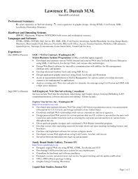 Headers For Resumes Resume Headers Sample Resume 1