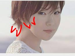 椎名林檎の髪型ショートについて紅白でのnipponが話題