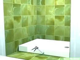 Best grout for shower walls Caulk Sanded Or Unsanded Grout For Shower Floor Best Grout For Shower Walls Grouting Shower Walls Best Everythingkidsco Sanded Or Unsanded Grout For Shower Floor Swistechscom
