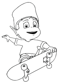 skateboard coloring pages playing skateboard coloring pages boy ice skater coloring page